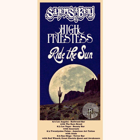 Salem's High Sun Tour 8/2 - 8/6