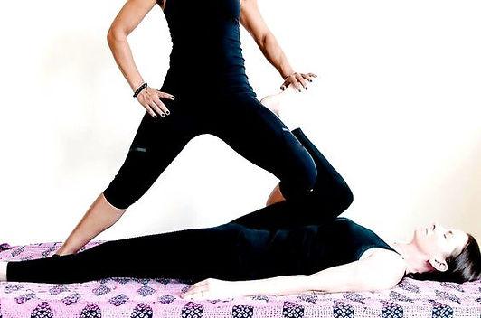 Thai Yoga Massage Boone