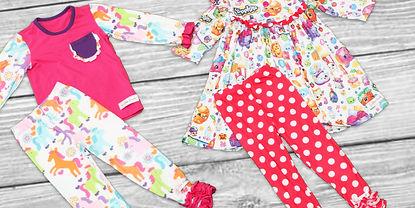 Jubee Mack pajamas