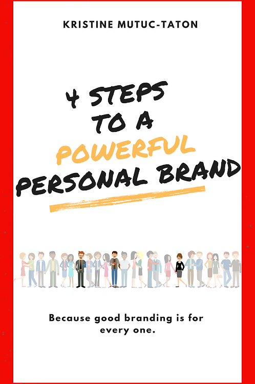 4 Steps to a Powerful Personal Brand