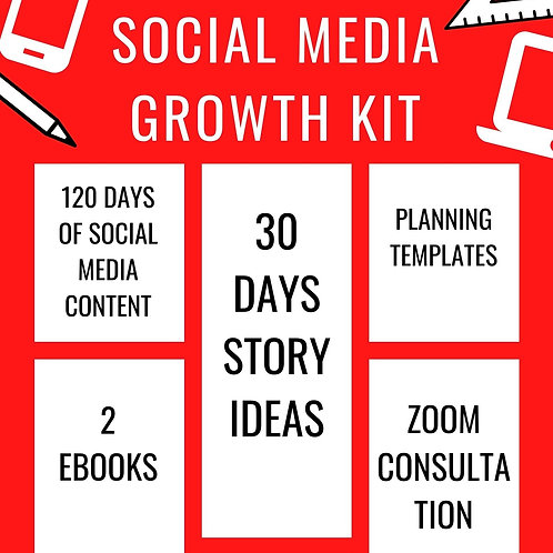 Social Media Growth Kit