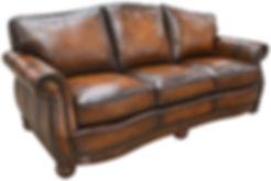 furniture-elegant-full-grain-leather-sof