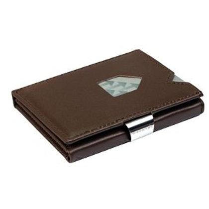 Brown - EX 002 Deri Kartlık-Cüzdan