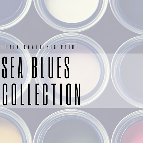 Chalk SynthesisPaint (Sea Blues Collection)