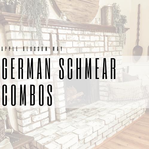 German Schmear Pack