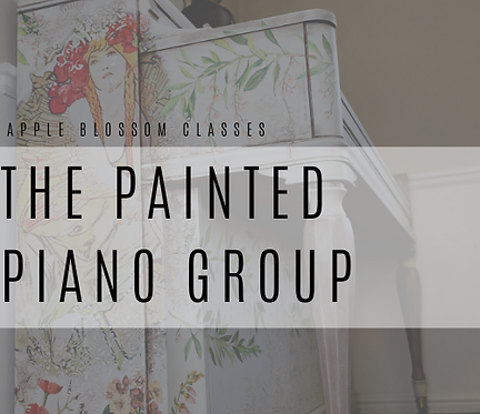 The Painted Piano Group