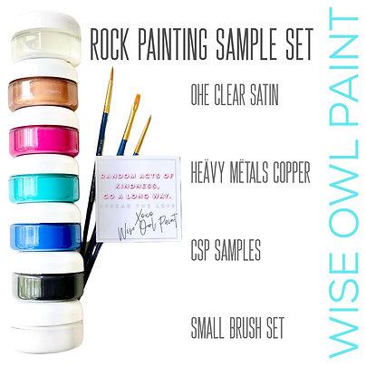 Rock Kindness: Rock Painting Kit