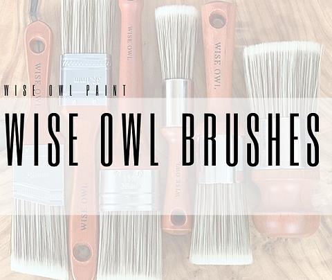 Wise Owl Brushes