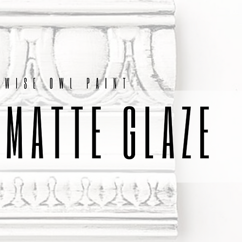 Wise Owl Matte Glazes