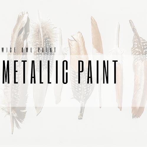 Heavy Metals Metallic Gilding Paint