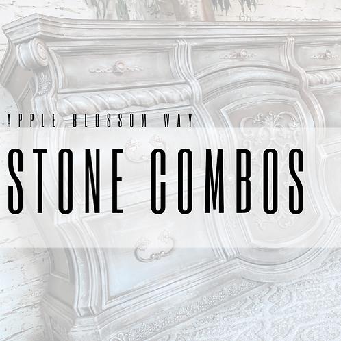 Stone Finish Combos