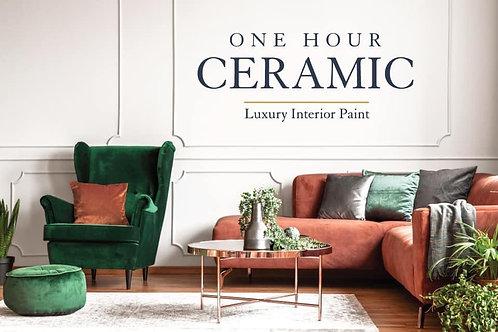 One Hour Ceramic