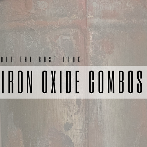 Iron Oxide Combos