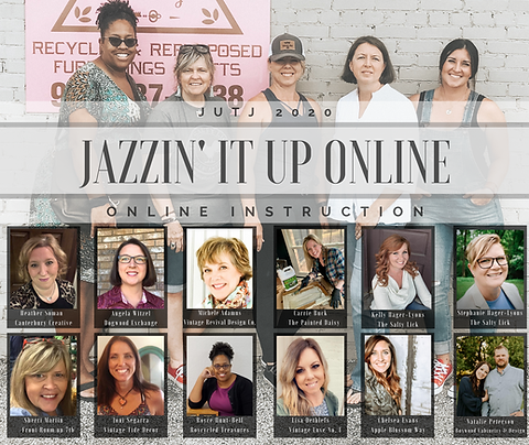 Jazzin' it up Online
