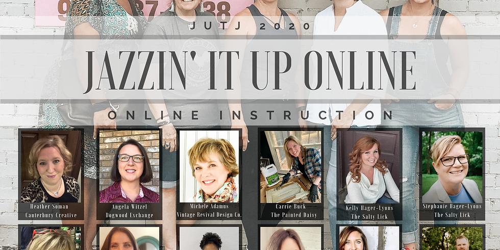 Jazzin Up The Junque Online