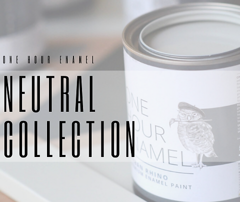 One Hour Enamel (Neutral Collection)