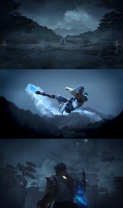 《英雄聯盟》風暴聖龍 李星