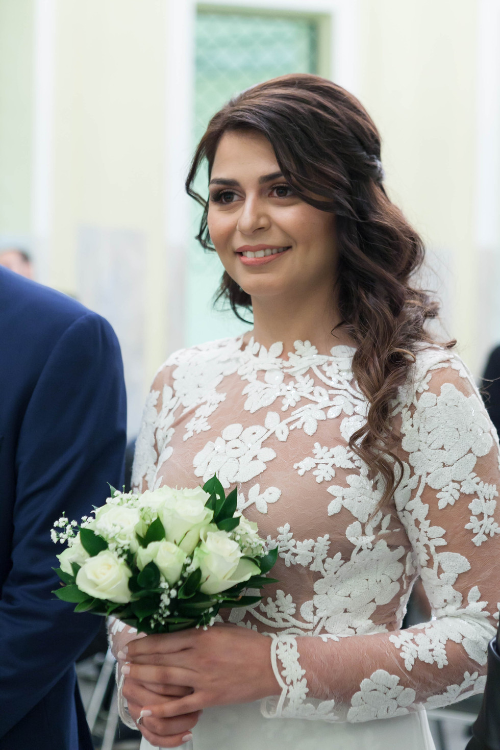 Civil Wedding At National Art Center Peraeus