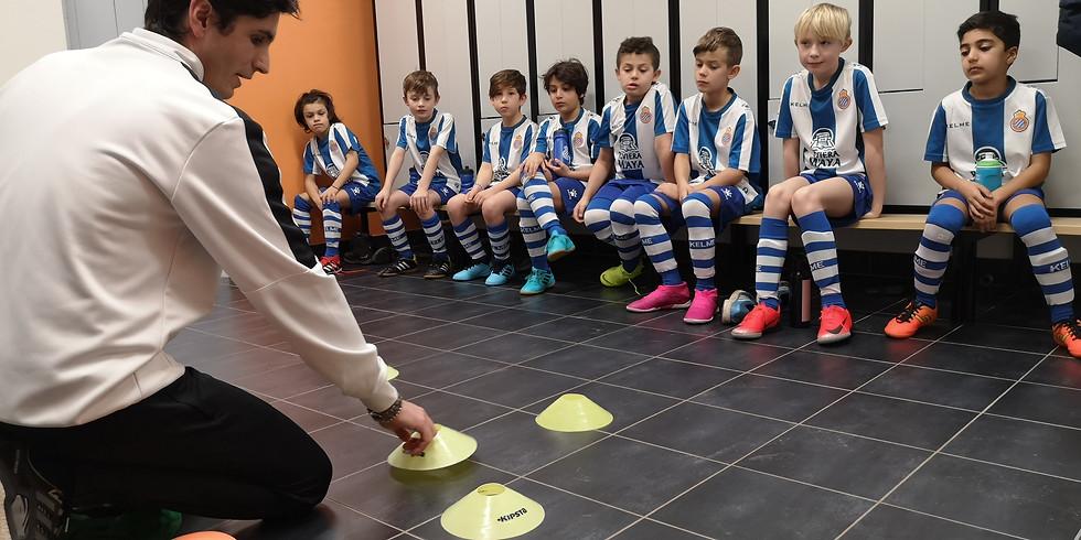 STOCKHOLM Fotbollskola Espanyol
