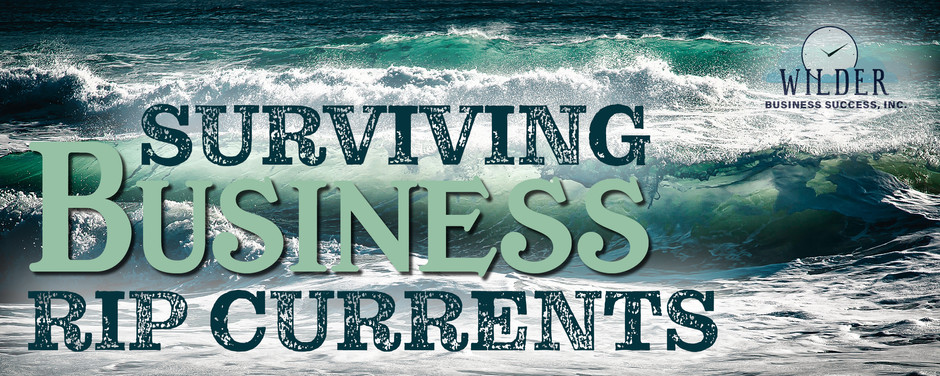Wilder Tip – Surviving Business Rip Currents