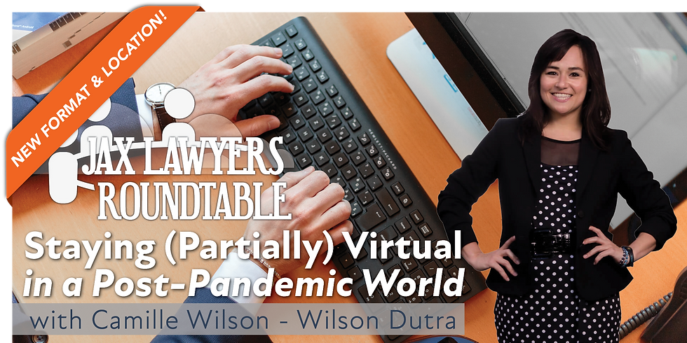 JLR | Staying (Partially) Virtual in a Post-Pandemic World