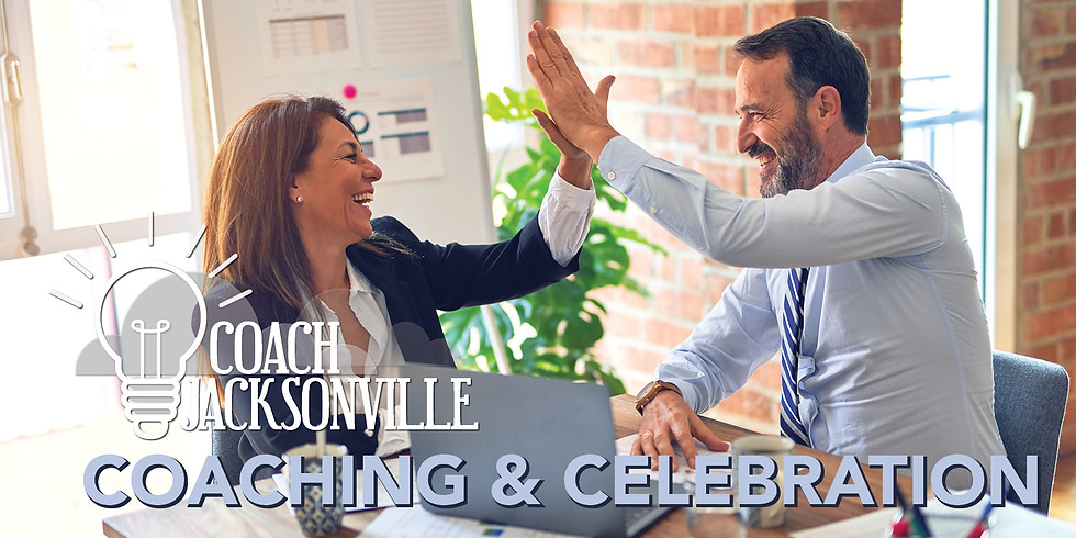 Coaching & Celebration: Coach Jax In-Person Luncheon