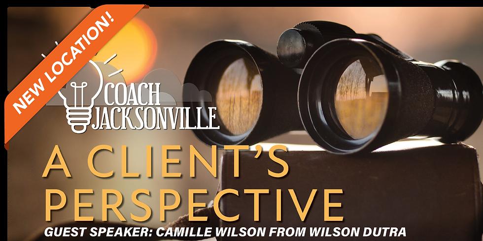 A Client's Perspective - Coach Jax