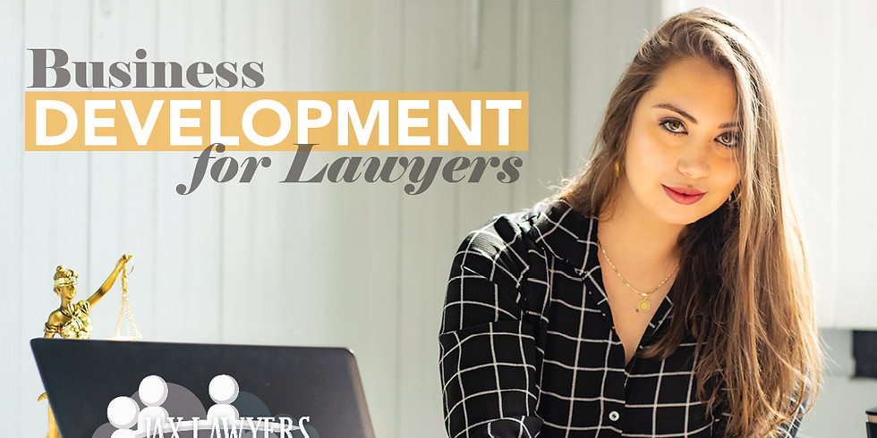 Business Development for Lawyers | ONLINE Jax Lawyers Roundtable