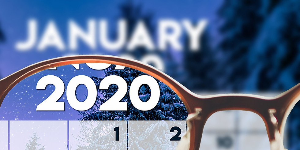 Planning Your 2020 Vision