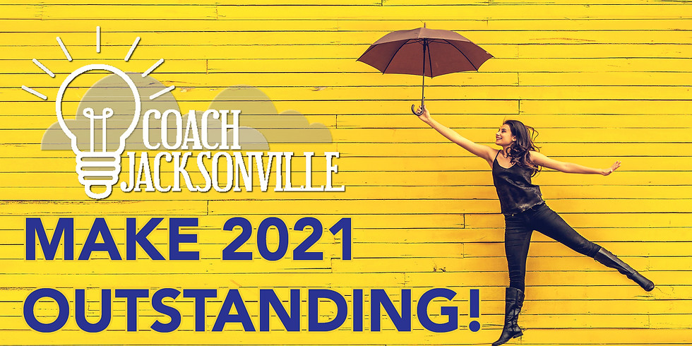 Coach Jax In-Person Luncheon | Make 2021 Remarkable!