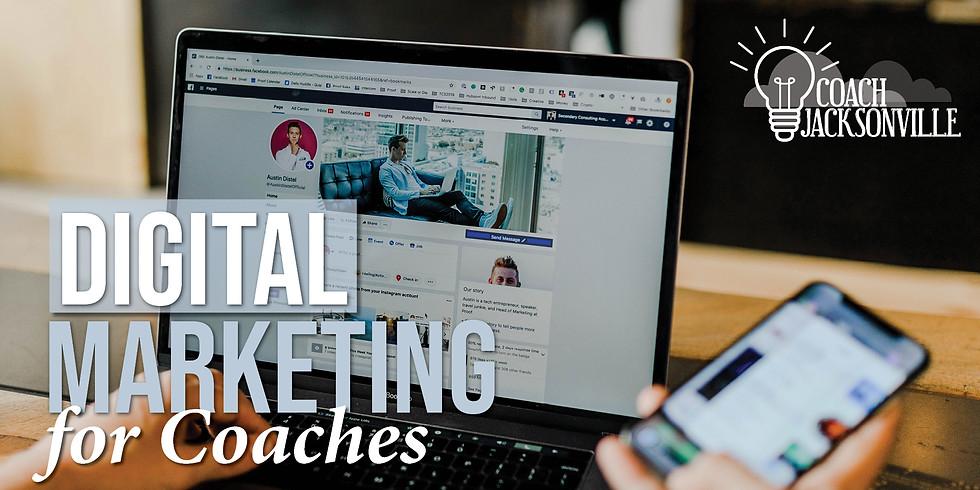Coach Jax ONLINE   Digital Marketing for Coaches