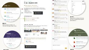 언택트 업무 환경에서 가시성 확보의 중요성과 원페이지 협업툴의 확산