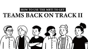 Vol.20 : MBTI를 활용한 단계별 팀 구성