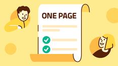 언택트 환경의 중심, 원페이지 협업툴이란?