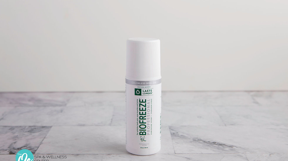 BIOFREEZE® Professional ROLL-ON 3 OZ COLORLESS
