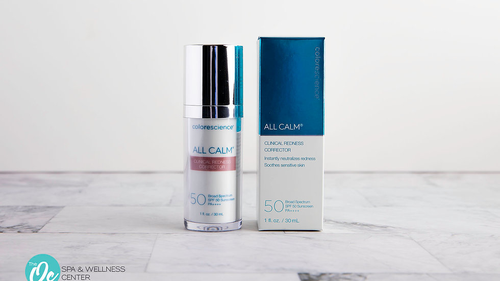 Color Science ALL CALM® CLINICAL REDNESS CORRECTOR SPF 50