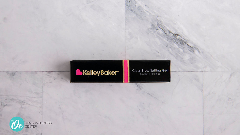 Kelley Baker Clear Brow Setting Gel