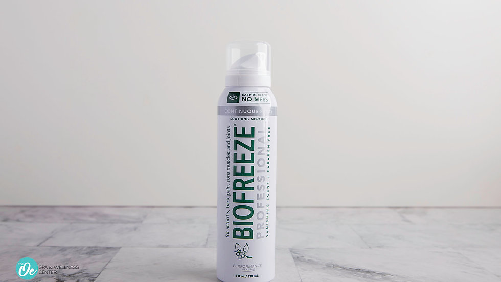 BIOFREEZE® Professional 4oz. 360° Spray