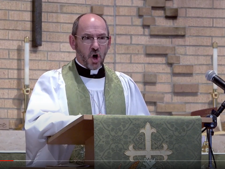 2020 VIDEOS Sermon #3: Tuesday Vespers -- Pastor Peter Bender