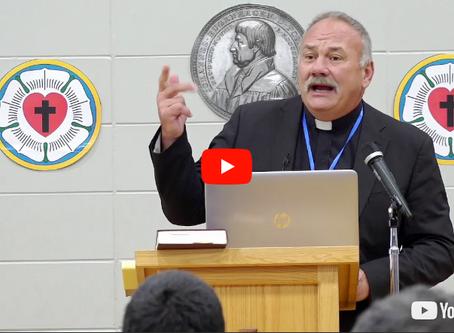 "2018 VIDEOS Keynote Address #2: ""A Tale of Two Congregations"" -- Pastor Clint Poppe"