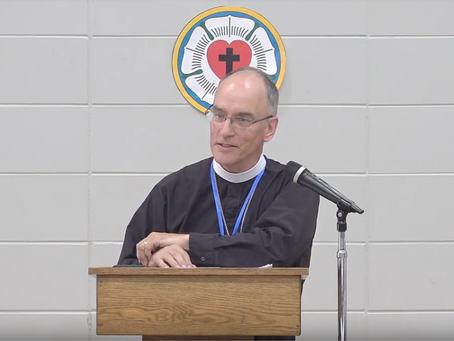 Videos of the Bugenhagen 2019 Keynote Presentations and Sermons