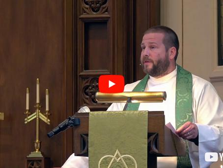 "2018 VIDEOS Sermon #4: ""Spiritual Fathers"" -- Pastor David Ramirez"