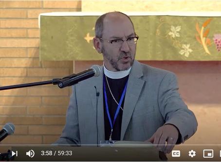 """2020 VIDEOS Keynote Address #1: """"Didactic Preaching"""" -- Pastor Peter Bender"""