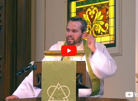 """2018 VIDEOS Sermon #1: """"Purity and the Pastoral Office"""" -- Pastor Jack Gilbert"""