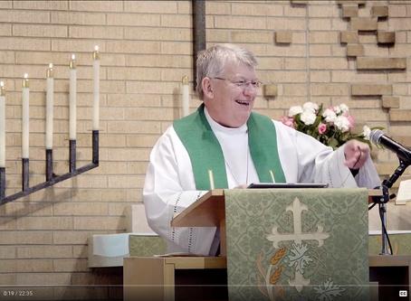 2020 VIDEOS Sermon #2: Tuesday Matins -- District President John Wille