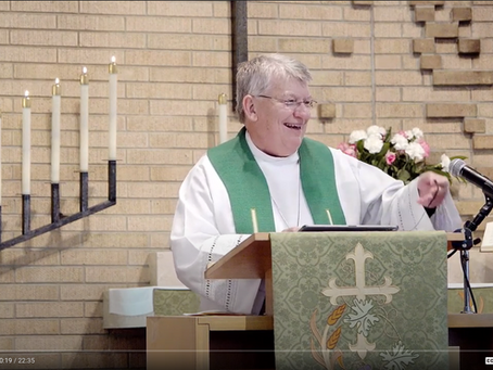 2020 VIDEOS Sermon #2: Tuesday Matins -- District President John Wille