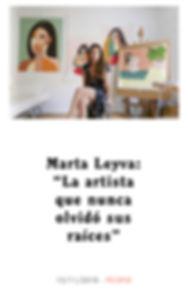 artist marta leyva