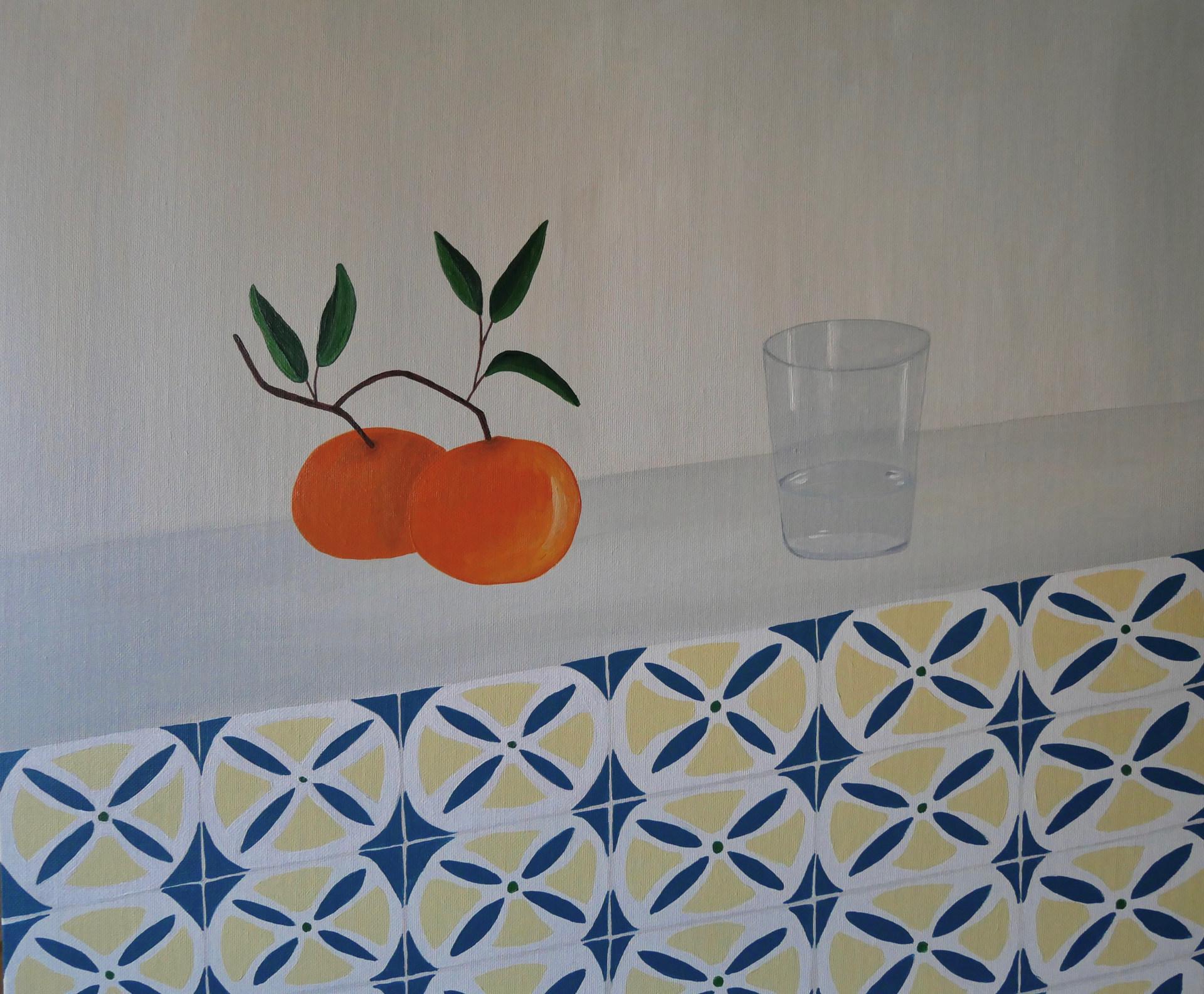 Oranges & Tiles