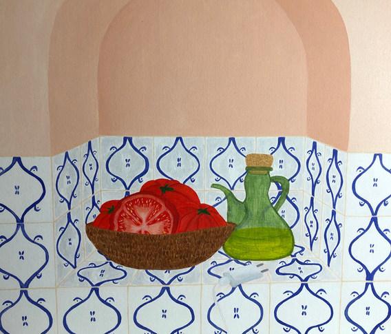 Tomatoes & Tiles