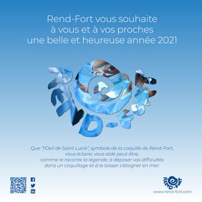 Rend-Fort vous souhaite une belle et heureuse année 2021 !